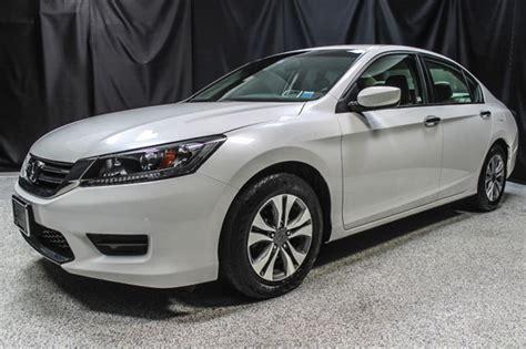 Honda Accord Lx 2014 by 2014 Used Honda Accord Sedan 4dr I4 Cvt Lx At Dip S Luxury