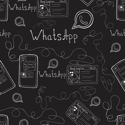 whatsapp wallpaper perspective zoom papel de parede adesivo whatsapp preto colou adesivos elo7