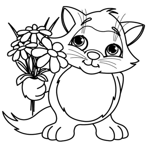 nature cat coloring pages 11 nature cat coloring pages