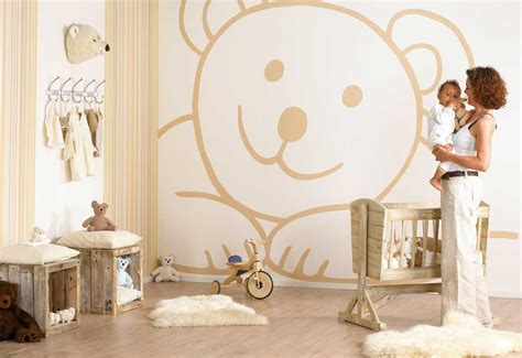 Wall Decor For Baby Room 6 Lovely Wall Design Ideas For Room Home Interior Design Ideashome Interior Design Ideas