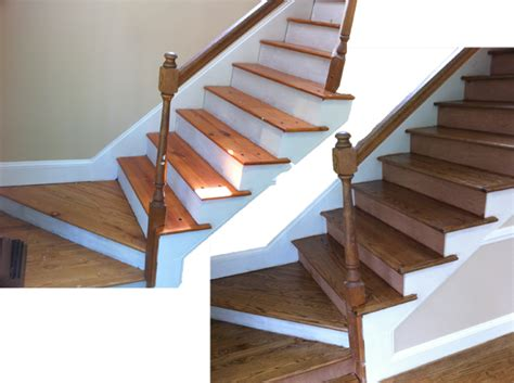 Installing Hardwood Flooring On Stairs Engineered Hardwood Floors How To Install Engineered Hardwood Floors On Stairs