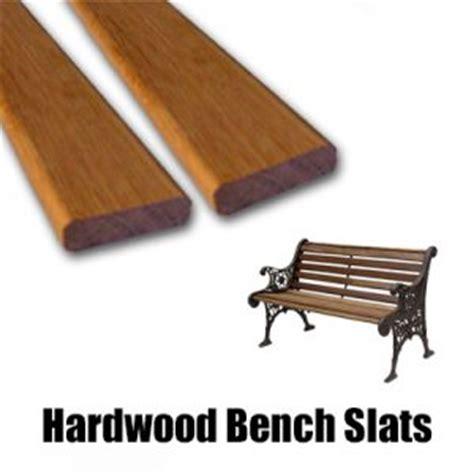 Hardwood Bench Slats hardwood replacement bench slats chiltern timber