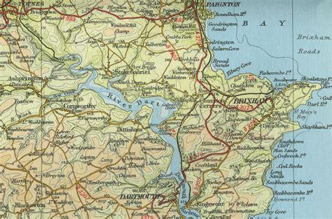 brixham map