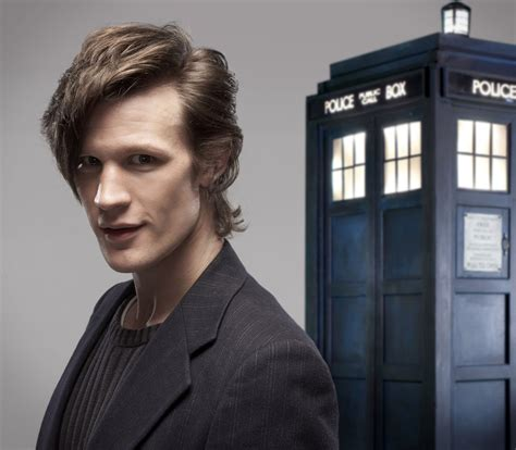 matt smith is doctor who scifiandtvtalk