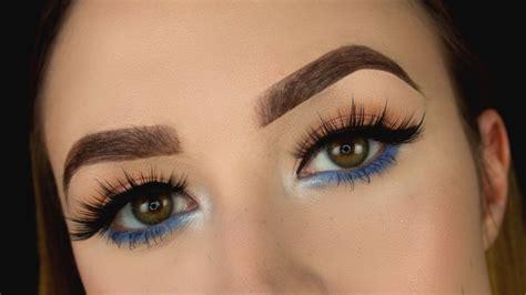 eyeshadow tutorial brown eyes youtube summer makeup for hazel eyes brown eyes makeup tutorial
