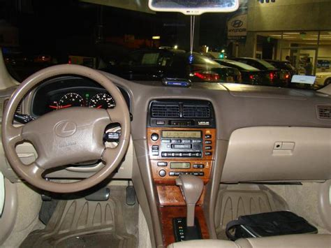 lexus models 2000 2000 lexus es 300 information and photos zombiedrive