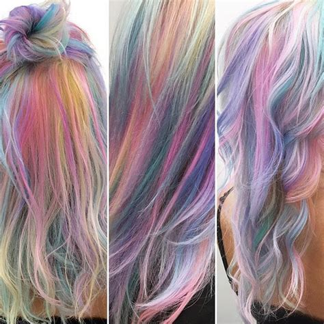 unicorn hair color 17 best images about colors on pastel