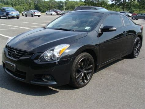 nissan altima coupe manual purchase used 2010 nissan altima sr 3 5l coupe 6 speed
