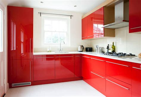 decoracoes de cozinha vermelhas fotos ideias aqui