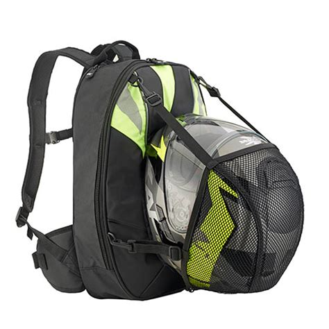 Bacpack Kappa kappa backpack r312 yellow fluo yellow fluo motostorm