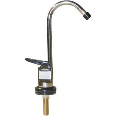 beverage faucets water dispensers filters the home depot water filter dispenser faucet with metal body in chrome
