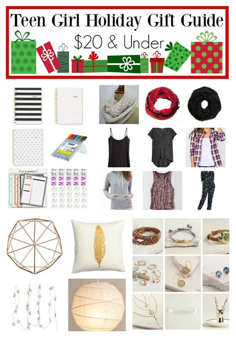 teen girl holiday gift guide