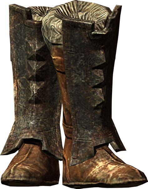 iron boots iron boots from tes v skyrim ideas