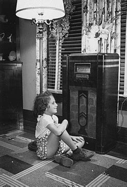 from the 1920's to the 1950's radio had it's golden age
