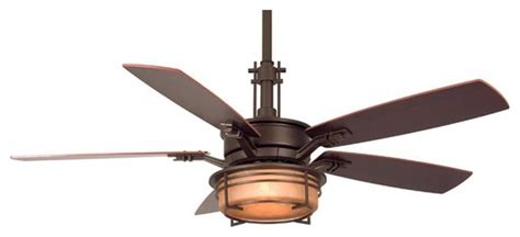 craftsman style ceiling fans 54 quot craftsman style ceiling fan 2 finishes ceiling