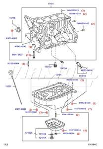 Daihatsu Hijet Engine Diagram Viamoto Car Parts Daihatsu Copen 1 3i Roadster L88 K3 Ve