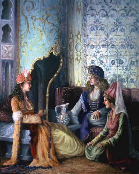 harem ottoman osmanl箟 saray haremi nedir harem hakk箟nda 214 nemli