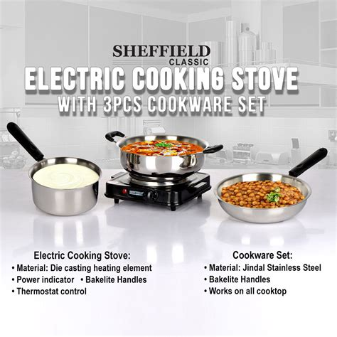 electric induction stove india buy electric cooking stove with cookware set at best price in india on naaptol
