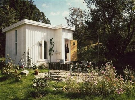 White Cabin by White Cabin Simple Living With No Mortgage Tiny