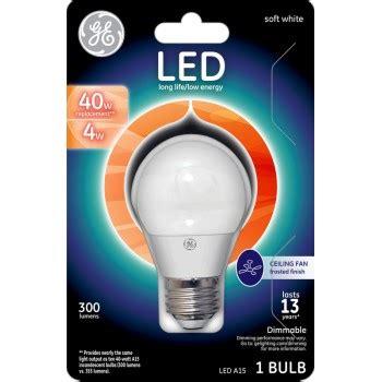 Lu Led Tl 40 Watt buy the general electric 37924 led ceiling fan bulb 4