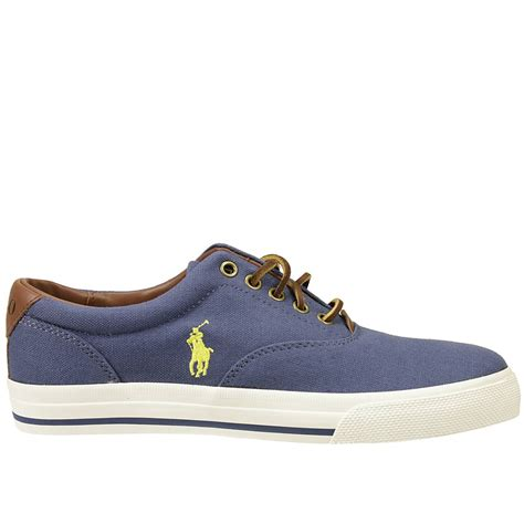 polo sneakers for polo ralph ralph s sneakers in blue for