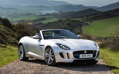 high quality wallpaper of jaguar photo of f type s