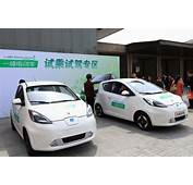 Only 269 Pure Electric Cars Were Sold In Shanghai Despite
