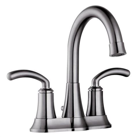Bathroom Sink Faucet 6 Inch Center Yosemite 2 Handle 4 Inch Center Set Lavatory Faucet In