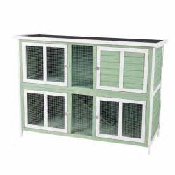 City Of Hutch Pets At Home Fern Hideaway Hutch For Rabbits And Guinea