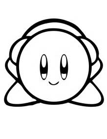 kirby coloring pages printable kirby coloring pages coloring me