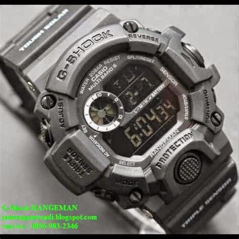 Jam Tangan G Shock Rangeman Black jam tangan trendi g shock gw9400 rangeman