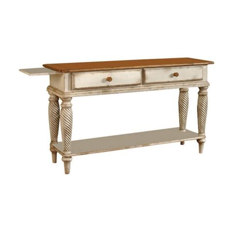 White Sideboard Table hillsdale wilshire sideboard table in antique white 4508sb