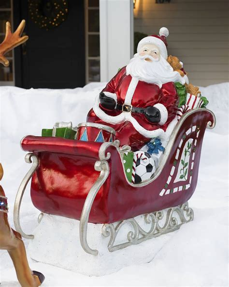 best 28 buy santa sleigh santa s sleigh float 86th