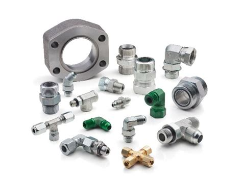 Fitting Fitting picking the right hydraulic fitting material world wide