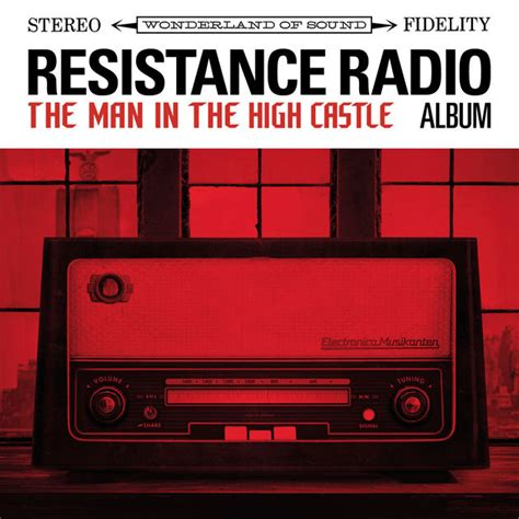 norah jones unchained melody resistance radio the man in the high castle album by