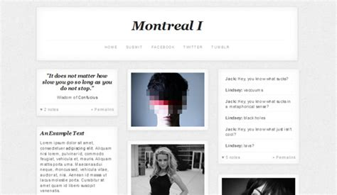 free tumblr themes with html code free html5 css3 templates free awesome tumblr themes