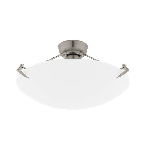 luce bella 30cm glass diy ceiling light bunnings warehouse