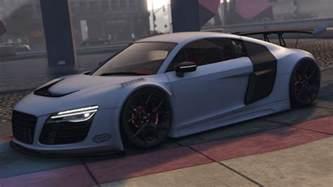 Customized Audi Audi R8 Lms Custom Add On Gta5 Mods