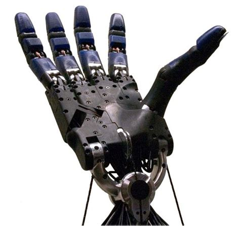 imagenes materiales inteligentes robotics parts which components are needed for a robot