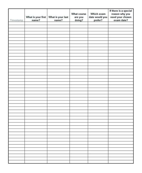 Sign Out Sheet Template Excel Excel Sign Up Sheet Printable Sign Up Sheet Template Sign Out Sign In Sign Out Sheet Template Excel