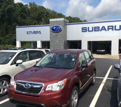 Stivers Subaru Decatur by Stivers Subaru Decatur Ga 30033 Car Dealership And