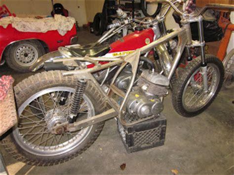 watkins motor lines tracking oldmotodude bultaco redline frame flat track project