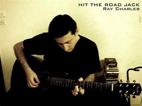 fingerstyle tutorial hit the road jack fingerstyle tutorial hit the road jack w tab guitar