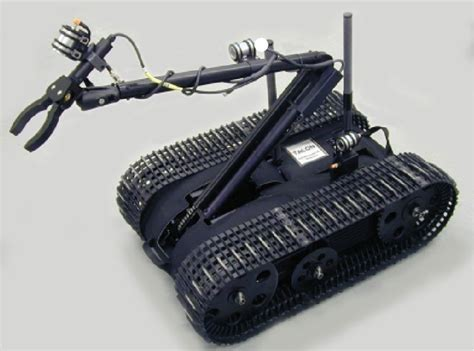 mobile robotics talon small mobile robot