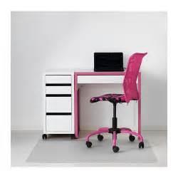 Ikea Micke Desk Chair Micke Desk White Pink 73x50 Cm Ikea