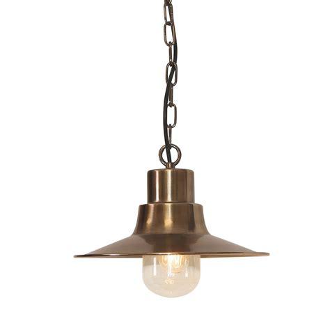 brass outdoor lighting lifetime finish sheldon brass porch chain lantern in an aged brass finish