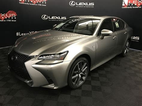 lexus sport car 4 door new 2018 lexus gs 350 f sport series 2 4 door car in