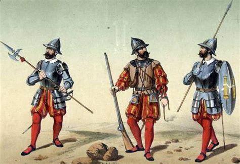 los tercios soldados inmortales