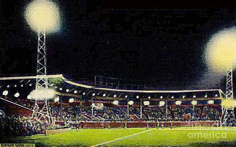 paint nite stadium quincy municipal stadium in davenport ia at painting by