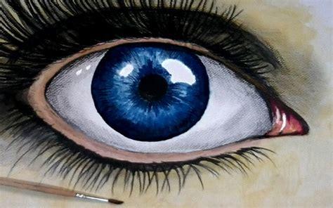 acrylic painting eye eye acrylic paints by doktorekpl on deviantart